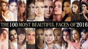 Selebriti Kandidat Wanita Tercantik Dunia