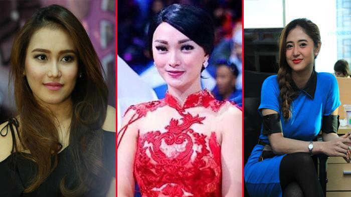 Dewi Perssik, Ayu Ting Ting, Zaskia Gotik