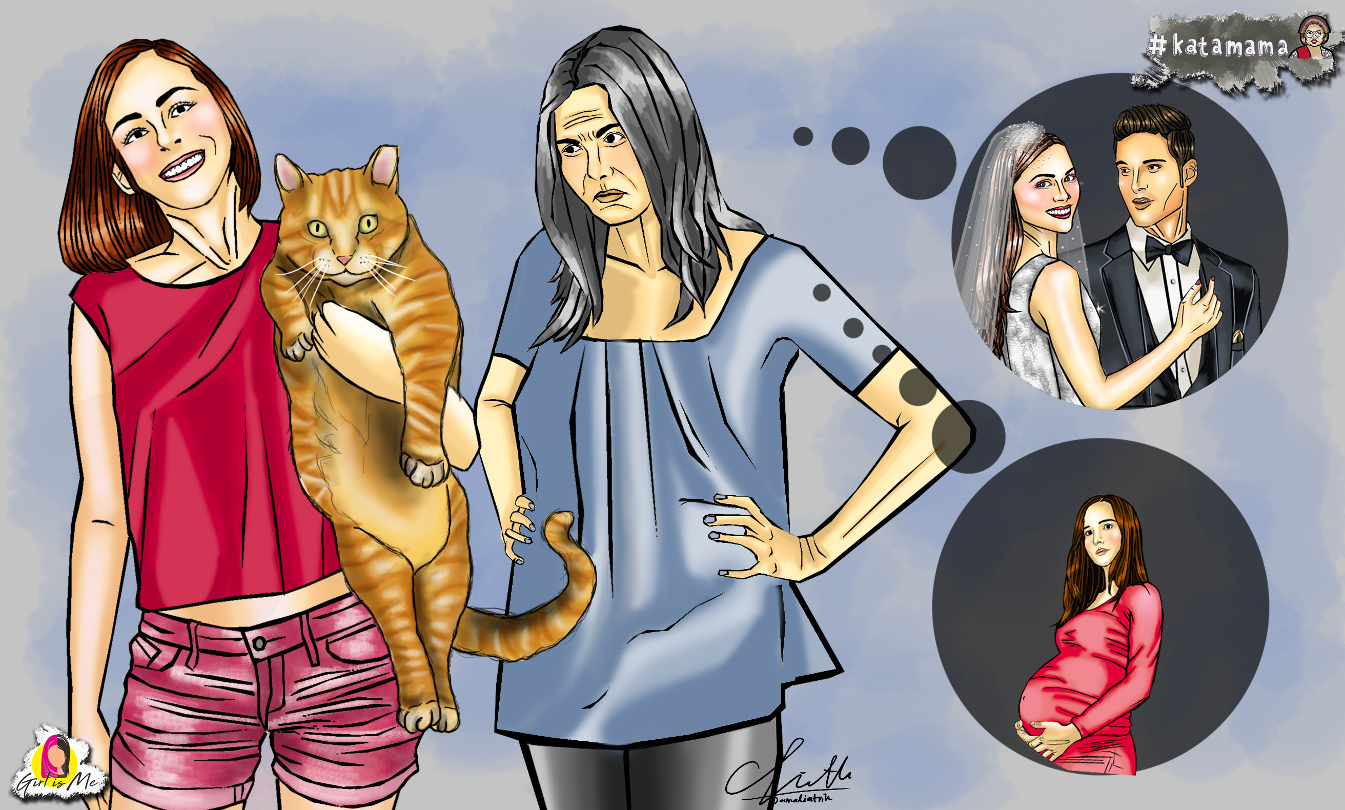 Kalau Baru Nikah Jangan Pelihara Kucing Ya Girls Kenapa