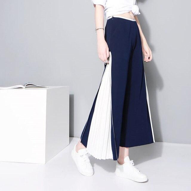 model celana kulot